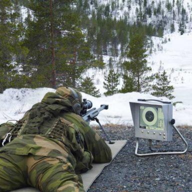 Kongsberg Target System w użyciu
