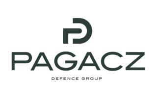 Pagacz Defence Group - nowy logotyp