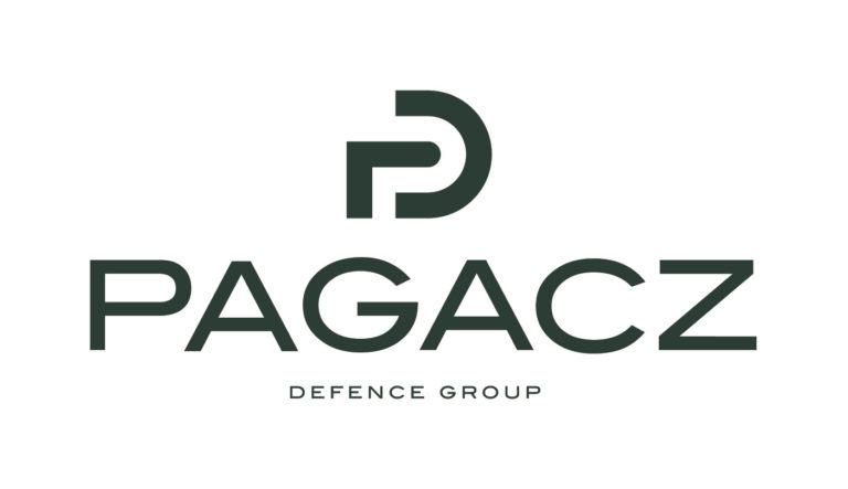 Pagacz Defence Group - nowy logotyp