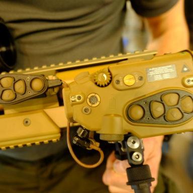 Rheinmetal taktyczny dalmierz laserowy TAC-RAY