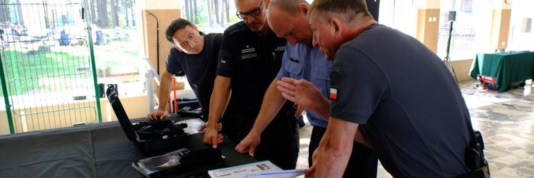 Ekspert PDG prezentuje specyfikacje techniczne sprzętu