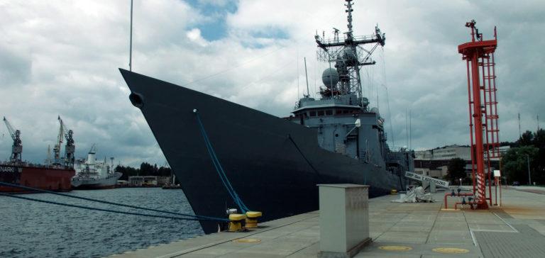 Wielozadaniowa fregata rakietowa