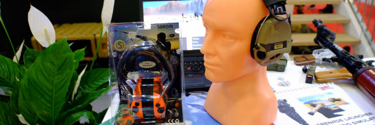 SORDIN - kompleksowa ochrona słuchu w każdych warunkach