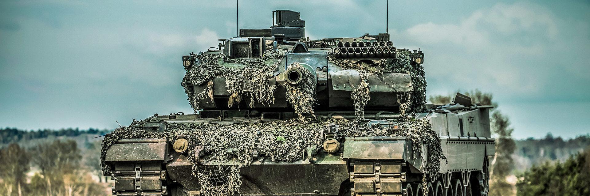 Czołg Leopard 2A6