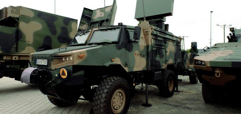 Pojazd rozpoznania i walki elektronicznej – oczy i uszy armii