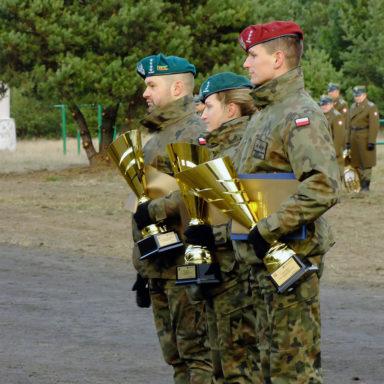 Najlepsi artylerzyści roku 2019 wyróżnieni