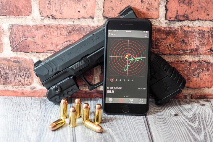 MantisX - system szkolenia strzeleckiego