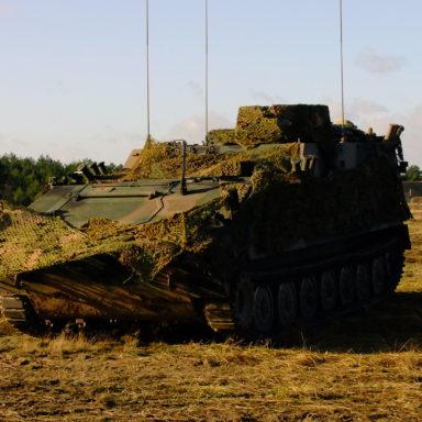 Nowoczesne uzbrojenie na wyposażeniu wojsk rakietowych i artylerii