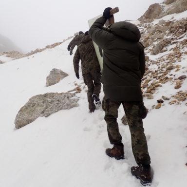 Military Ski Patrol 2020