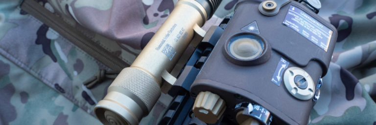 Rheinmetall VTAL - Variable Tactical Aiming Laser