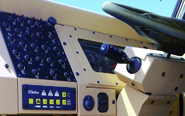 Téléflow GRA4, panel