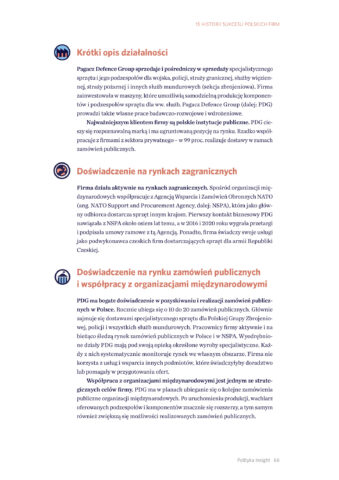 15 historii sukcesu polskich firm - PDG (MRPiT), str. 66
